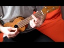 Jivin Woman Blues ukulele