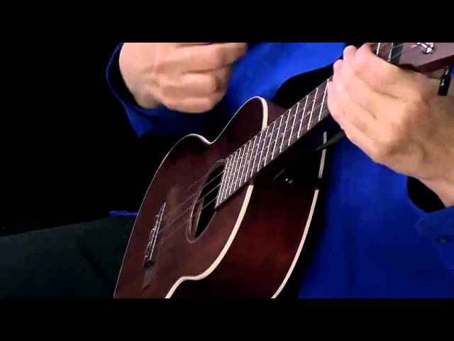 Ukulele Lesson - 4 Calypso with Flam Playalong - Marcy Marxer