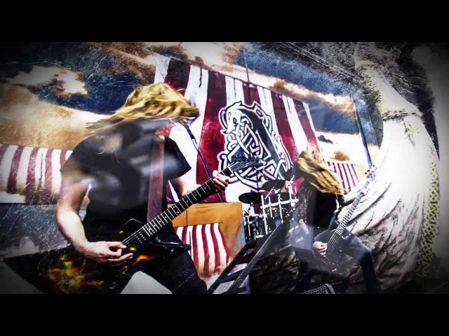 Amon Amarth As Loke Falls (LYRIC VIDEO)
