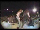 Skid Row &amp Pantera with Ace Frehley - Cold Gin (KISS cover)