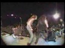 Skid Row Pantera with Ace Frehley Cold Gin KISS cover