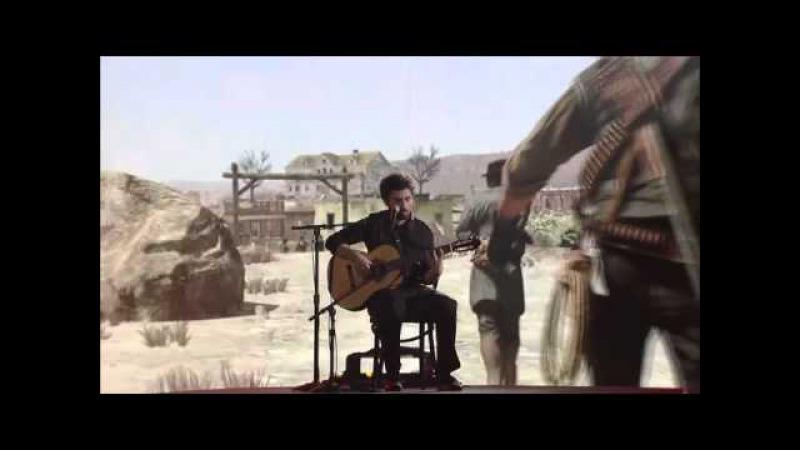 Jose Gonzalez - Far Away (SpikeTV VGA Live) RDR