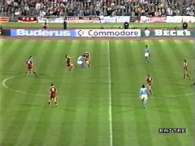 Coppa UEFA 89 Bayern Monaco 2 2 Napoli