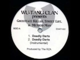 Wu-Tang Clan - Deadly Darts (prod. by RZA) 1996