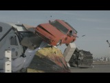 Jaw Dropping Truck Wedge Editors Cut MythBusters