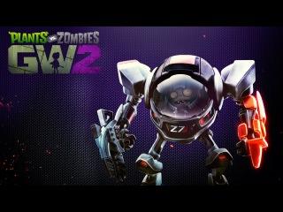 Релиз Plants vs Zombies: Garden Warfare 2 состоится в феврале 2016 года