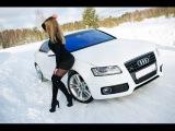 Audi A6 C6 winter