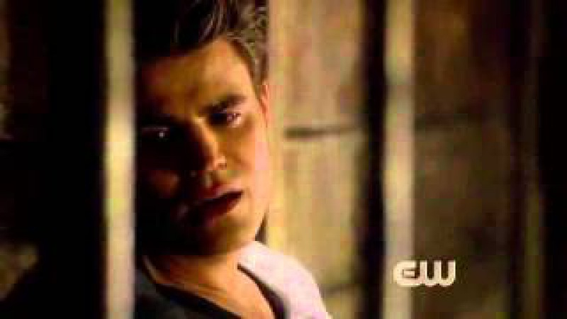 The Vampire Diaries - 4x01 - Elena tells Stefan who she chose; Klaus threatens Bonnie