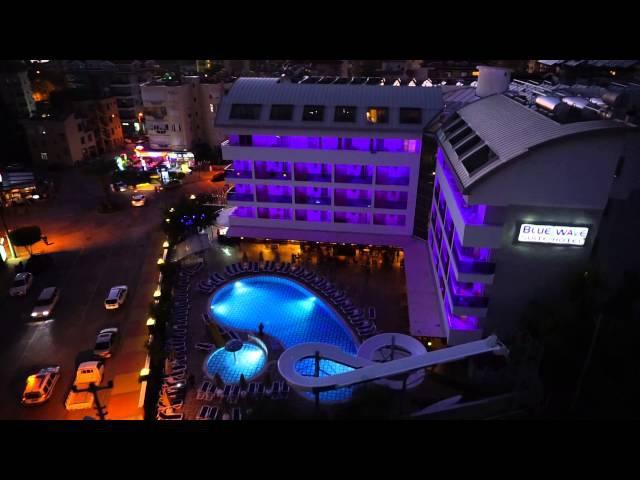 Blue Wave Suite Hotel, Alanya, Antalya, TURKEY