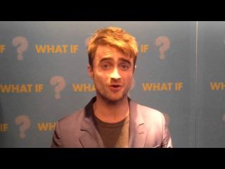 — Daniel Radcliffes hilsen til de danske fans
