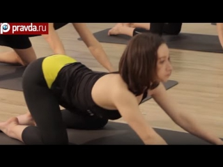 Тренировка bodyART: как построить своё тело