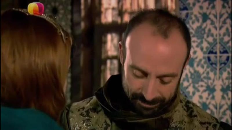 Любовь Султана Сулеймана и Хюрем
