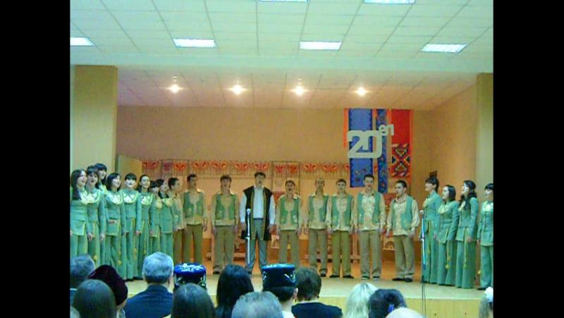 Попурри ХО - хор КГУКИ 2012 г.