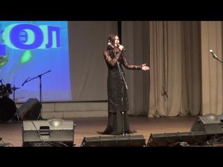 Юлия Орлова Офицерские жены Конкурс патриотической песни