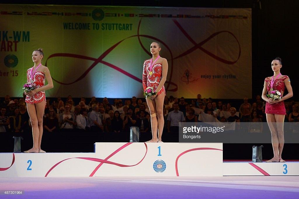 Чемпионат мира по художественной гимнастике. Штутгарт. 7-13 сентября 2015 - Страница 2 5FvLg2QYFR8