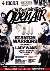 04.07.15 IBWT Open Air 2015 ft. STANTON WARRIORS