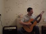 Малагения классическая гитара