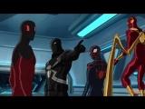 Совершенный Человек-Паук 4 сезон 3 серия - Вдали от родного дома