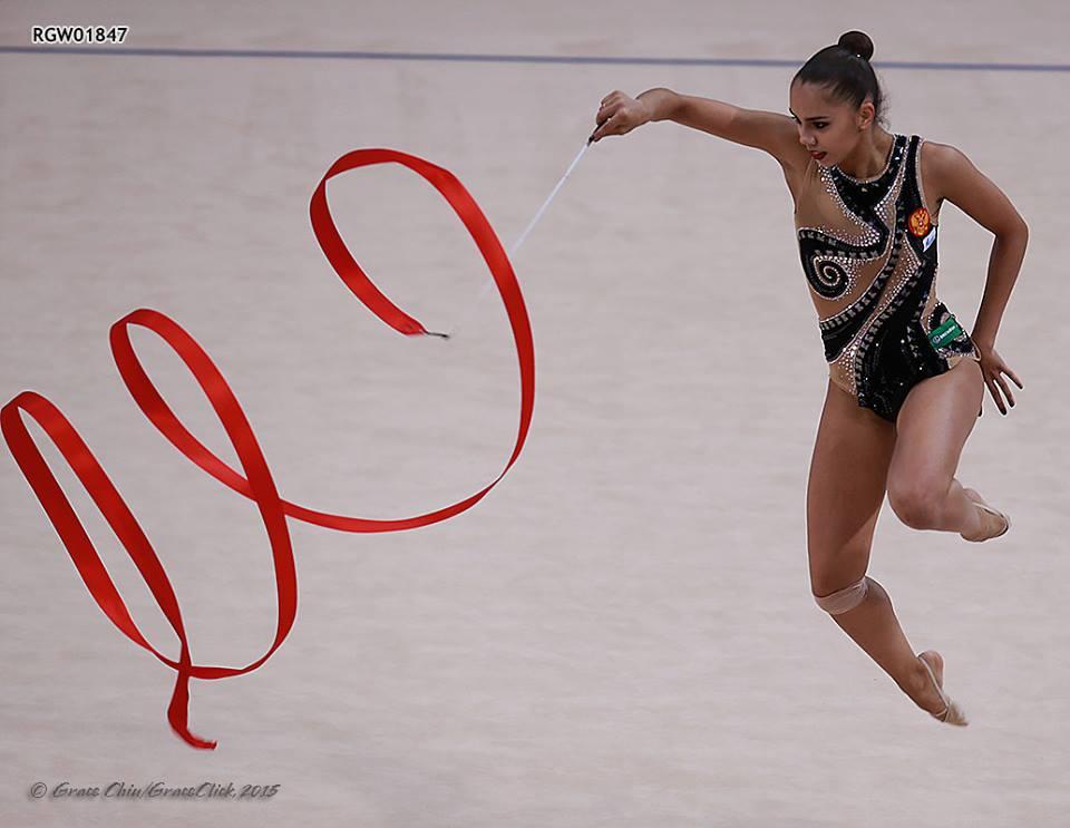 Чемпионат мира по художественной гимнастике. Штутгарт. 7-13 сентября 2015 - Страница 2 9qB3f7cHaHQ