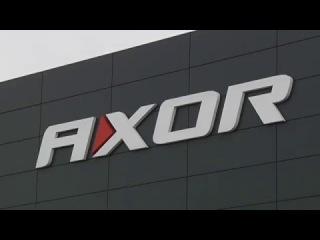 AXOR INDUSTRY - лидер отрасли 2015