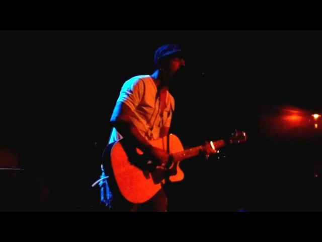 World so cold (acoustic) Adam Gontier 05222012 - Rockwood Music Hall - NY