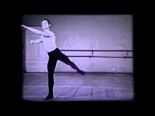 The Young Mikhail Baryshnikov Klassieke Techniek Basis, Sprongen en Pointe Techniek