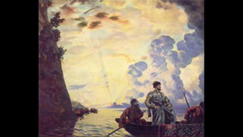 Nicolai Ghiaurov sings Stenka Razin