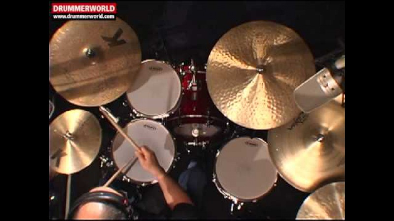 Peter Erskine: A FINE SWING TUNE - Master at work