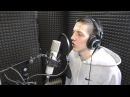 Запись рэп исполнителя . Студия звукозаписи RusStudio