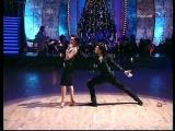 Танец Анастасии Заворотнюк и Николая Цискаридзе - Румба
