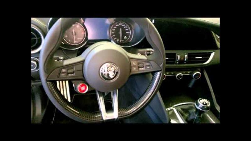 Alfa Romeo Giulia 2015 - Museo Arese