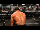 Shoulder Workout at Bev Francis Powerhouse Gym - Michael Toscano
