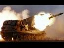 SAA MLRS hitting terrorist's positions in Norther Lattakia