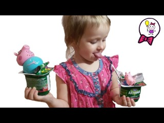 Свинка Пепа в Городе Игрушек все лучшие серии подряд Видео для детей  Peppa Pig all series in a row