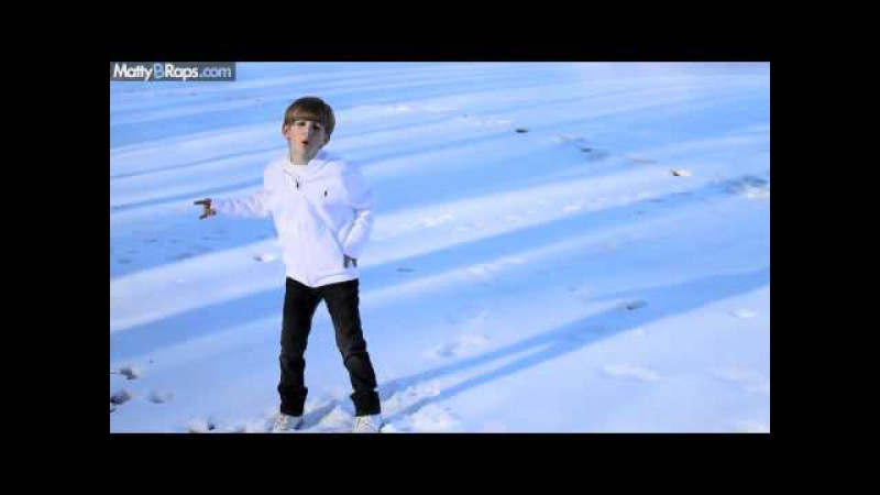 8 Year Old Raps Britney Spears - Hold It Against Me (by MattyBRaps Cover)