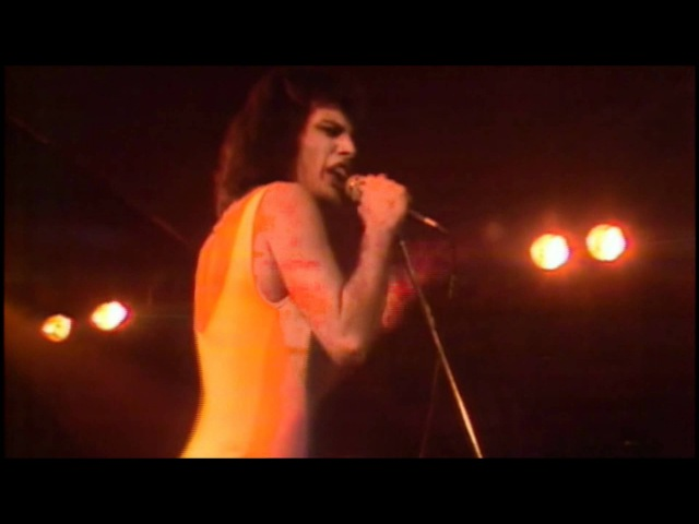 Queen Sweet Lady Live Hyde Park 1976 HD