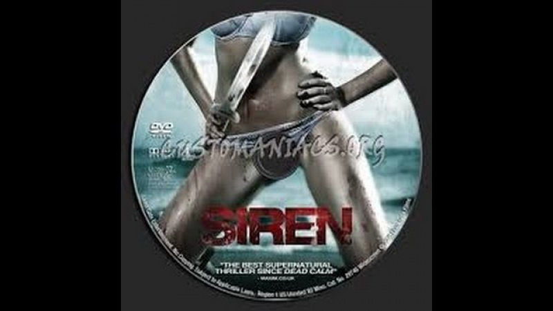 Movies Horror 2015 - Siren 2010 - New Scary Movie TOP Action Film Hollywood Eoin Macken