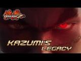 Tekken 7 - Kazumis legacy (PEGI Reveal Trailer)