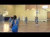 Открытый урок по волейболу