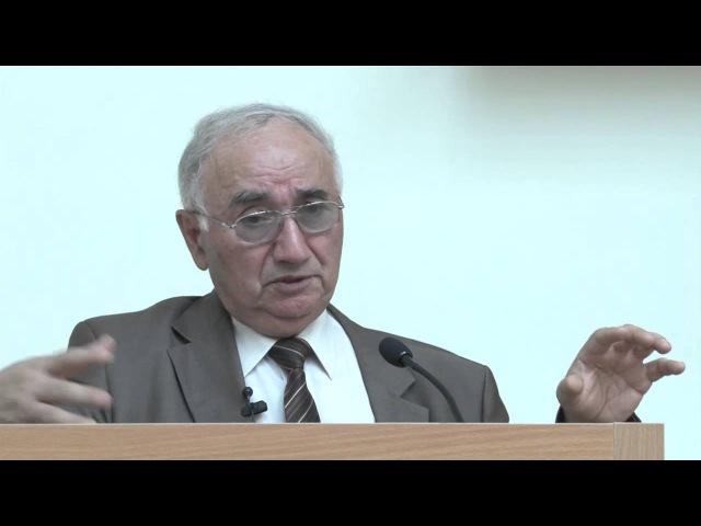 Экспертная лекция профессора С.А. Авакьяна. 19.05.2014
