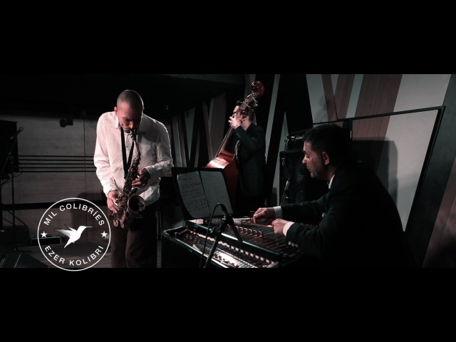 TÓTH VIKTOR ARURA TRIO | 2015. május 8. | Opus Jazz Club, BMC, Budapest