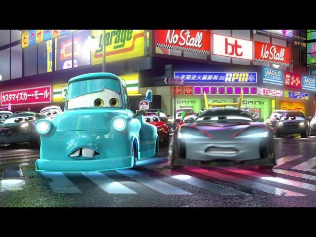 Мультачки   Байки Мэтра   Токио Мэтр - Сезон 2 серия 5   мультики Disney   мультфильм