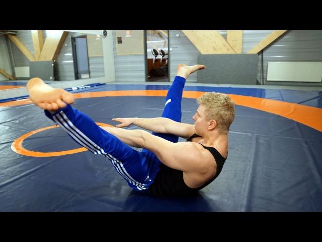 Rickson Gracie BJJ Inspired Movement Workout