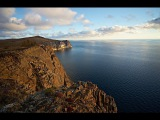 RHYTMS of Baikal lake (film-meditation)  original music sitar, yakut khomus, baikal ice percussion