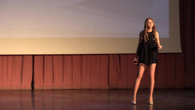 Солистка Шипкова Нина Международный конкурс Хрустальное Сердце Мира