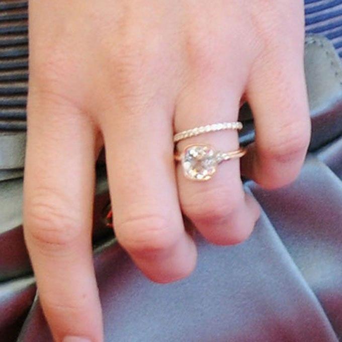 EWpZta0ZETw - Обручальные кольца звездных невест Голливуда