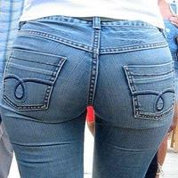 Попки в джинсах вконтакте