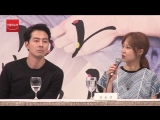 [IOIL] [1st Press Conference] [15.07.2014] Jo In Sung Gong Hyo Jin - Photo Session Interview