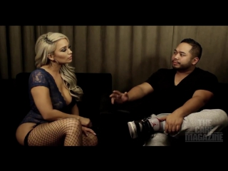 Jessica Kylie Making Interview For Cake Magazine