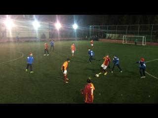 Матч между командой U13 Галатасарай и Олимпик спорт